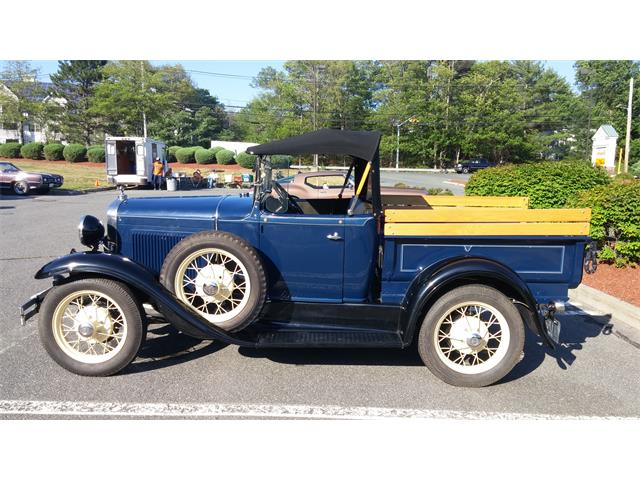 1931 Ford Roadster (CC-1456472) for sale in Duxbury, Massachusetts