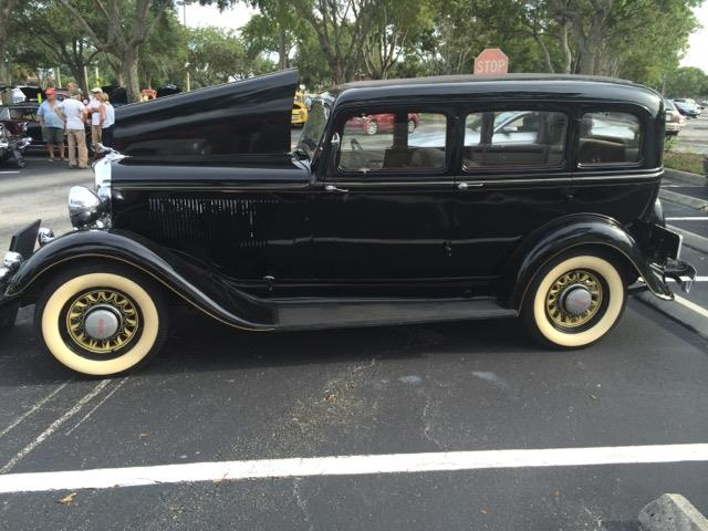 1933 Dodge 4-Dr Sedan (CC-1456475) for sale in Duxbury, Massachusetts