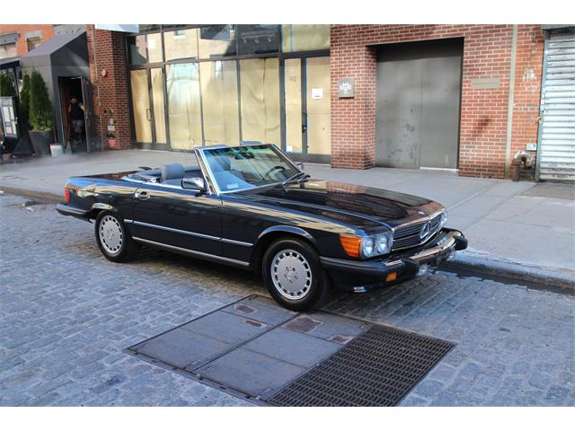 1987 Mercedes-Benz 560SL (CC-1456476) for sale in New York, New York
