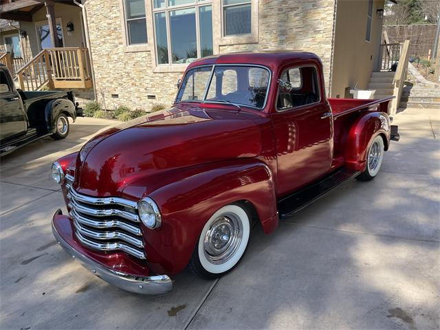 1951 Chevrolet 1/2-Ton Shortbox (CC-1456488) for sale in Napa , California