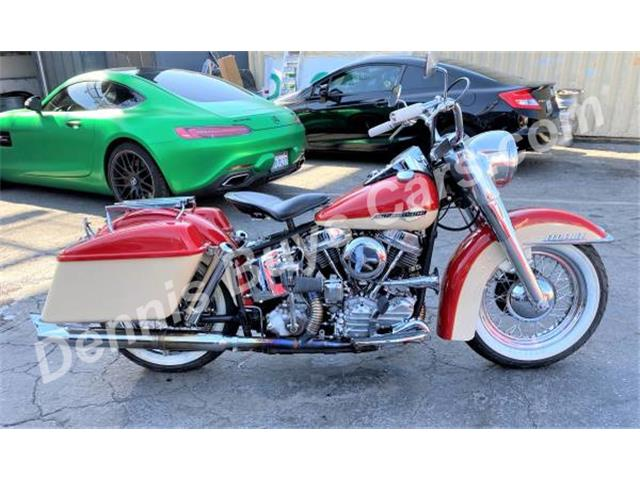 1964 Harley-Davidson Motorcycle (CC-1456491) for sale in LOS ANGELES, California