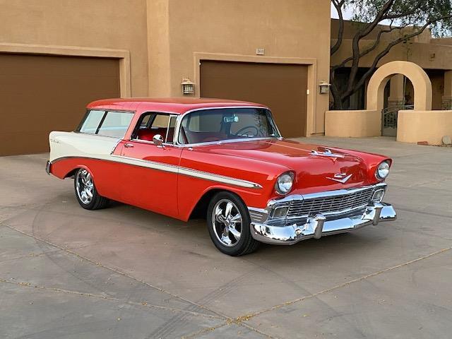 1956 Chevrolet Nomad (CC-1456492) for sale in Desert Hills, Arizona