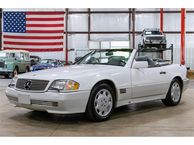1995 Mercedes-Benz SL500 (CC-1456511) for sale in Kentwood, Michigan