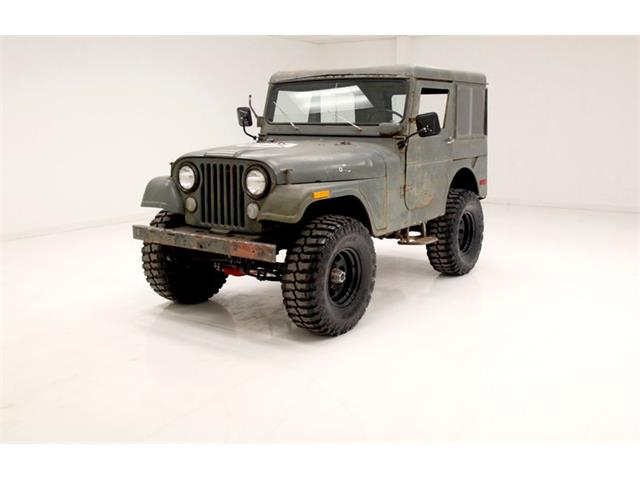 1972 Jeep Military (CC-1456512) for sale in Morgantown, Pennsylvania