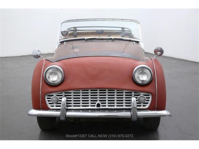 1959 Triumph TR3 (CC-1450655) for sale in Beverly Hills, California