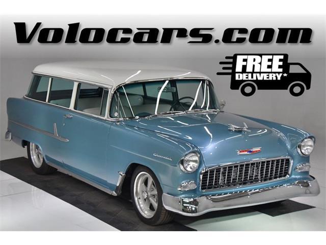 1955 Chevrolet 210 (CC-1456561) for sale in Volo, Illinois