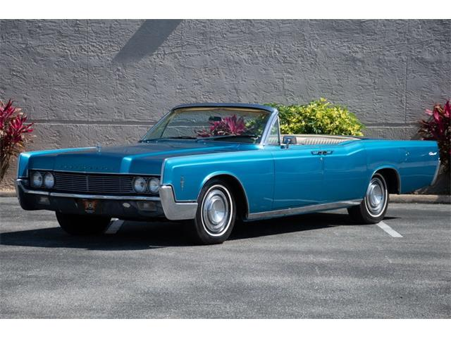1966 Lincoln Continental (CC-1456598) for sale in Venice, Florida