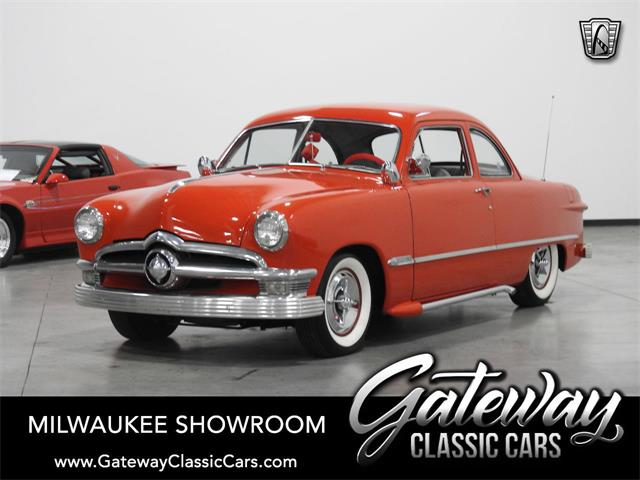 1950 Ford Club Coupe (CC-1450066) for sale in O'Fallon, Illinois
