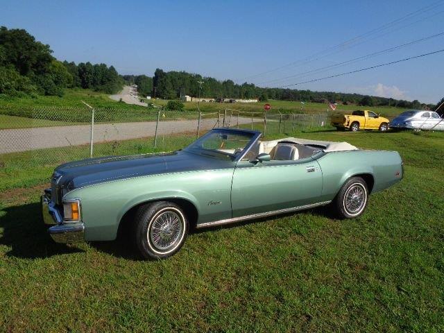 1973 Mercury Cougar (CC-1456600) for sale in Greensboro, North Carolina