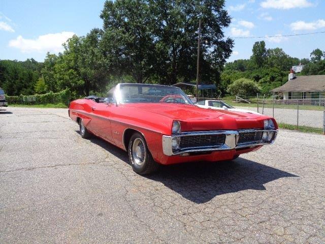 1967 Pontiac Catalina (CC-1456603) for sale in Greensboro, North Carolina