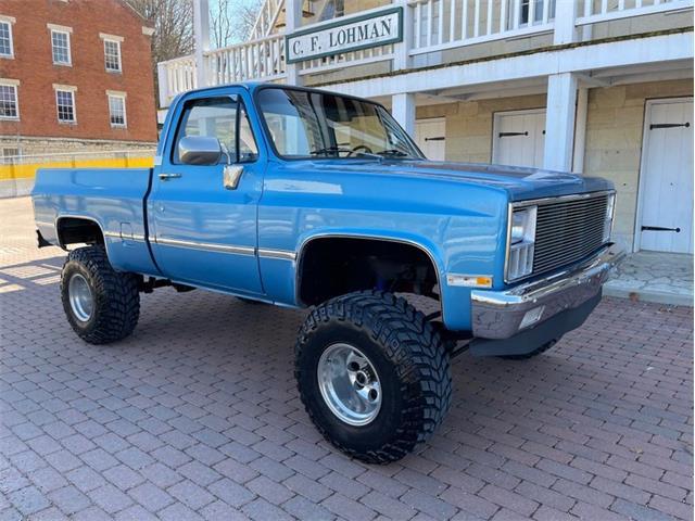 1982 Chevrolet K-10 (CC-1456606) for sale in Greensboro, North Carolina