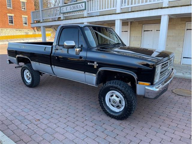 1984 Chevrolet K-20 (CC-1456608) for sale in Greensboro, North Carolina
