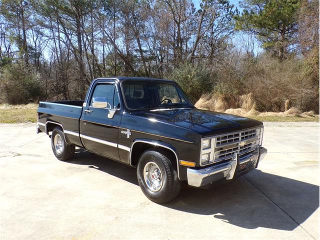 1985 Chevrolet C10 (CC-1456620) for sale in Greensboro, North Carolina
