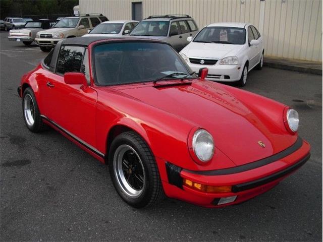 1989 Porsche 911 (CC-1456627) for sale in Greensboro, North Carolina