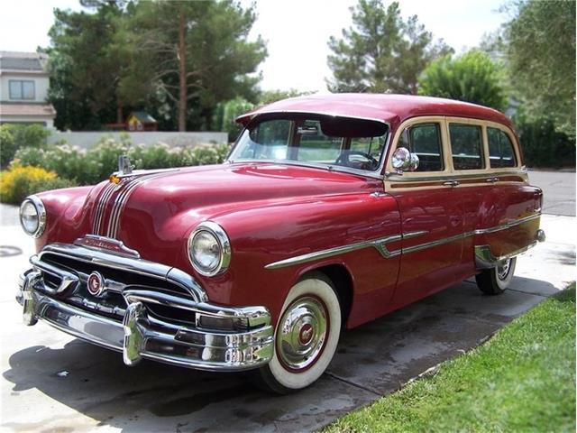 1953 Pontiac Chieftain (CC-1456628) for sale in Greensboro, North Carolina