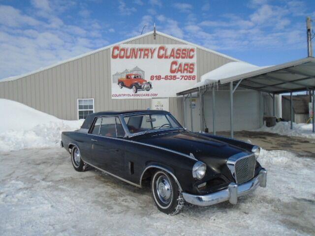 1962 Studebaker Gran Turismo (CC-1450663) for sale in Staunton, Illinois