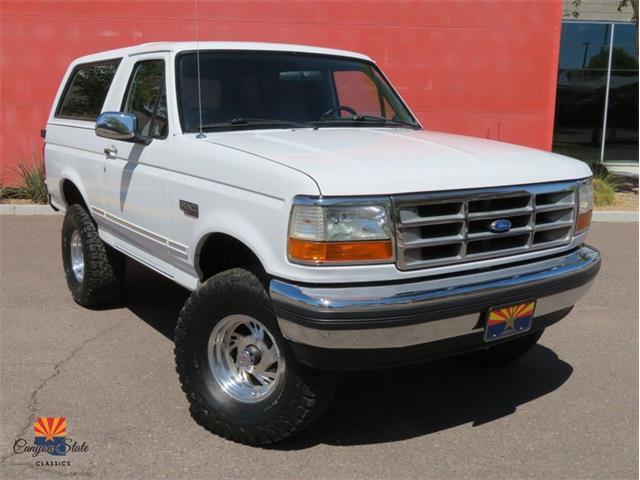1995 Ford Bronco (CC-1456630) for sale in Tempe, Arizona