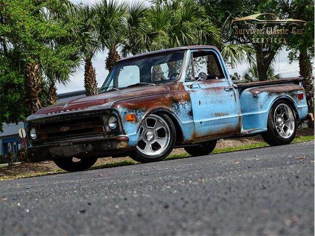 1968 Chevrolet C10 (CC-1456635) for sale in Palmetto, Florida