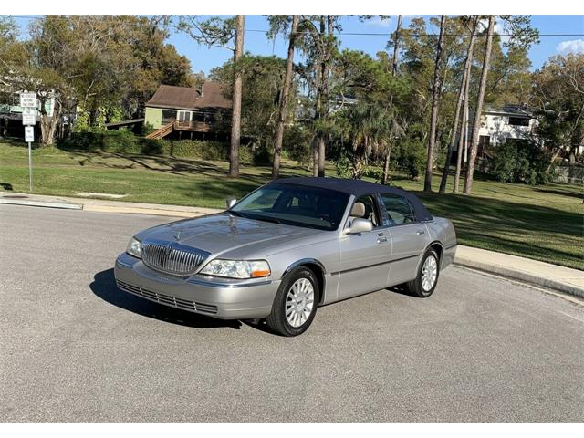 2005 Lincoln Town Car (CC-1456638) for sale in Clearwater, Florida