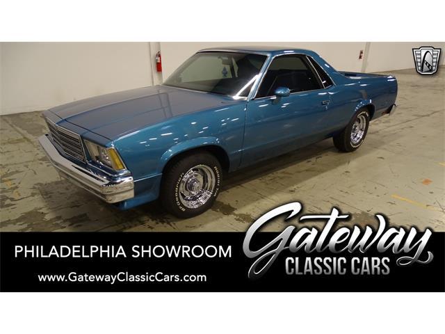 1979 Chevrolet El Camino (CC-1456650) for sale in O'Fallon, Illinois