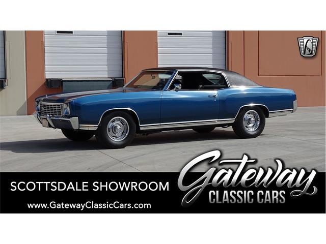 1972 Chevrolet Monte Carlo (CC-1456658) for sale in O'Fallon, Illinois