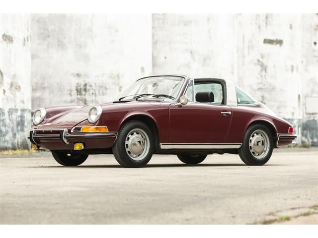 1971 Porsche 911T (CC-1456668) for sale in Houston, Texas