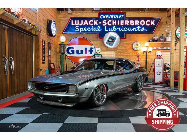 1969 Chevrolet Camaro (CC-1456678) for sale in Green Brook, New Jersey