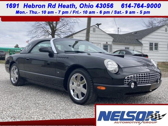2003 Ford Thunderbird (CC-1456683) for sale in Marysville, Ohio
