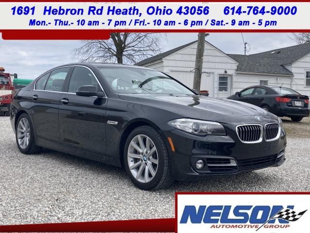 2015 BMW 5 Series (CC-1456685) for sale in Marysville, Ohio