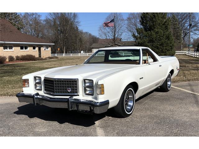 1978 Ford Ranchero (CC-1456695) for sale in Maple Lake, Minnesota