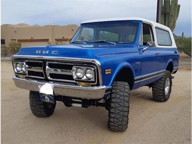 1972 GMC Jimmy (CC-1456711) for sale in Phoenix, Arizona