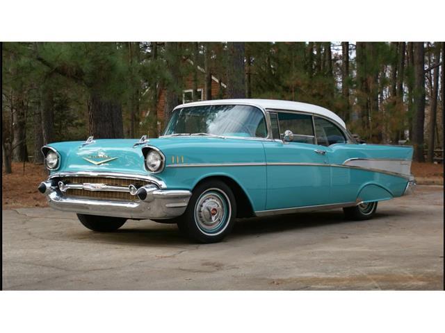 1957 Chevrolet Bel Air (CC-1456715) for sale in Bossier City, Louisiana