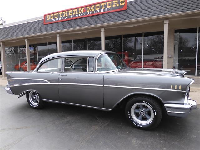 1957 Chevrolet 210 (CC-1456729) for sale in CLARKSTON, Michigan