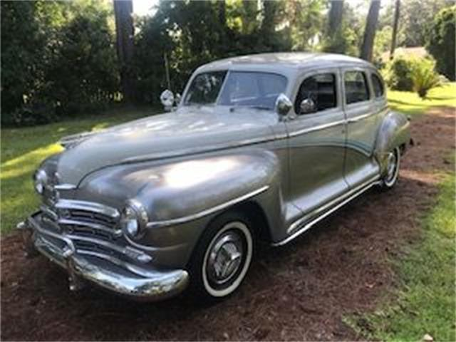 1948 Plymouth Special Deluxe (CC-1456735) for sale in Savannah, Georgia