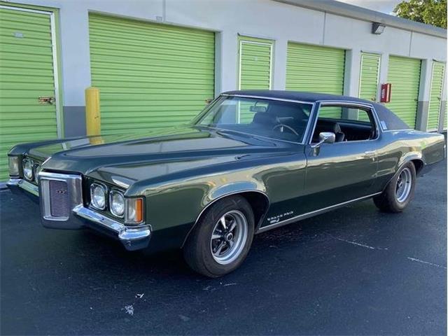 1969 Pontiac Grand Prix (CC-1456748) for sale in Miami, Florida