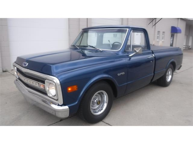 1970 Chevrolet C10 (CC-1456750) for sale in MILFORD, Ohio