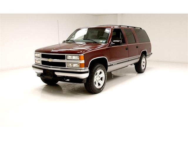1998 Chevrolet Suburban (CC-1456769) for sale in Morgantown, Pennsylvania