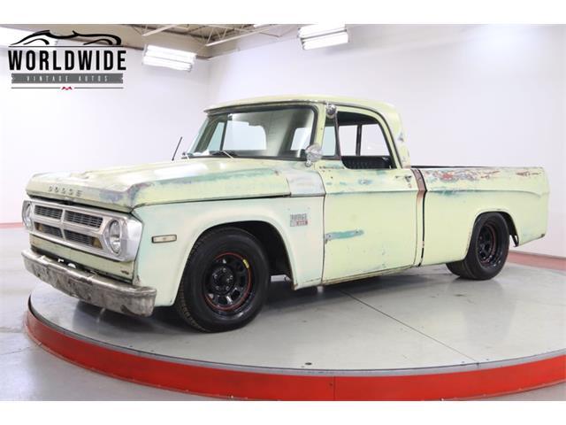 1969 Dodge D100 (CC-1456775) for sale in Denver , Colorado