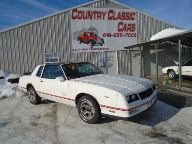 1987 Chevrolet Monte Carlo (CC-1450678) for sale in Staunton, Illinois