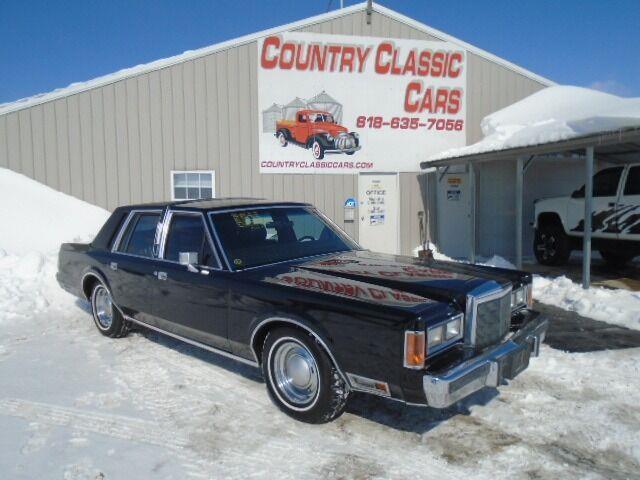 1989 Lincoln Town Car (CC-1450680) for sale in Staunton, Illinois