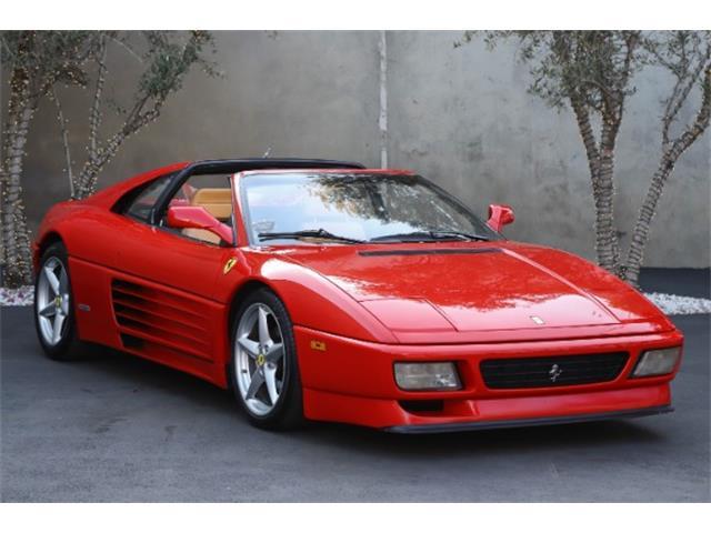 1990 Ferrari 348 (CC-1456807) for sale in Beverly Hills, California