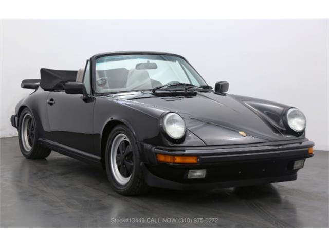 1987 Porsche Carrera (CC-1456808) for sale in Beverly Hills, California