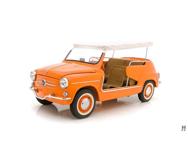 1964 Fiat 600 (CC-1456822) for sale in Saint Louis, Missouri