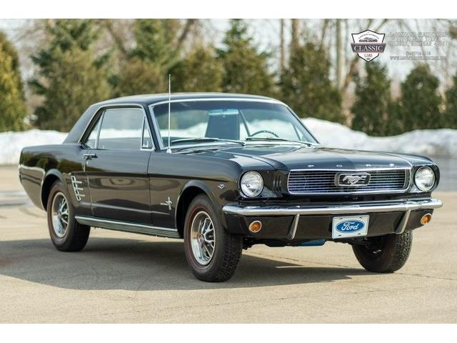 1966 Ford Mustang (CC-1456831) for sale in Milford, Michigan