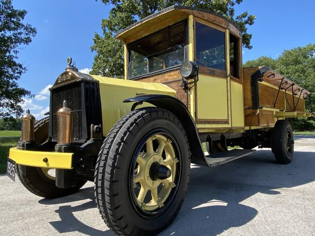 1925 Wilcox Truck (CC-1456834) for sale in Jackson, Mississippi