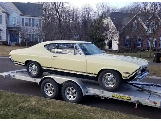 1968 Chevrolet Chevelle (CC-1456847) for sale in Greensboro, North Carolina