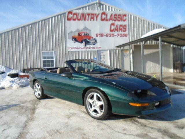 1994 Chevrolet Camaro (CC-1450685) for sale in Staunton, Illinois