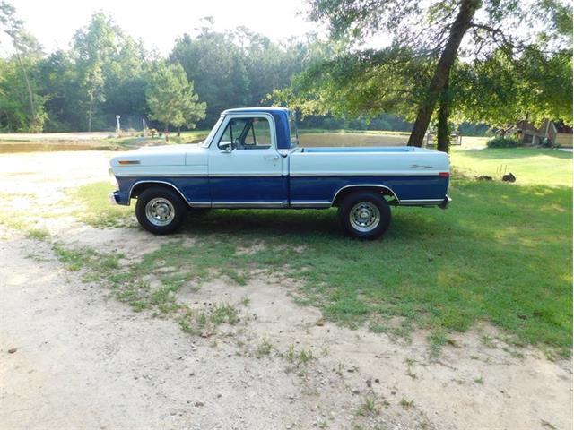 1969 Ford F100 (CC-1456860) for sale in Greensboro, North Carolina