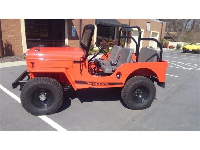 1954 Willys Jeep (CC-1456861) for sale in Greensboro, North Carolina