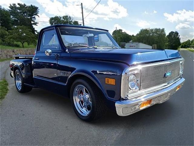 1969 Chevrolet C10 (CC-1456864) for sale in Greensboro, North Carolina